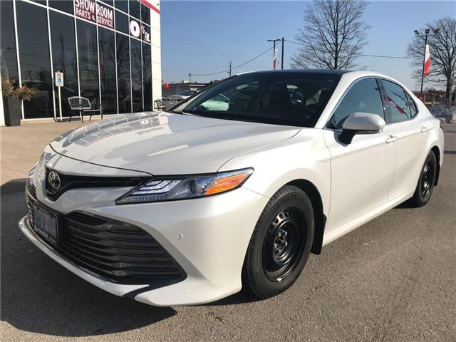 2018 Toyota Camry XLE (Stk: 183035) in Burlington - Image 2 of 17