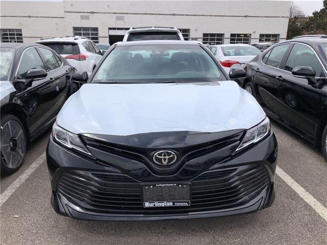 2018 Toyota Camry LE (Stk: 183038) in Burlington - Image 2 of 5