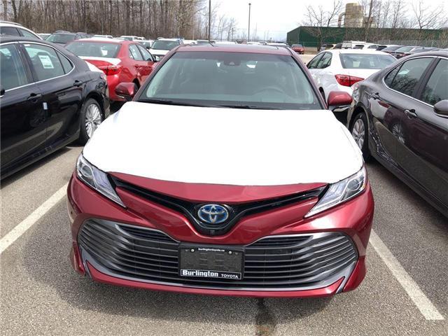 2018 Toyota Camry Hybrid XLE (Stk: 183043) in Burlington - Image 2 of 5