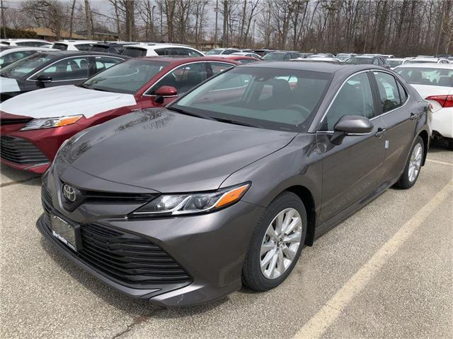 2018 Toyota Camry LE (Stk: 183056) in Burlington - Image 1 of 5