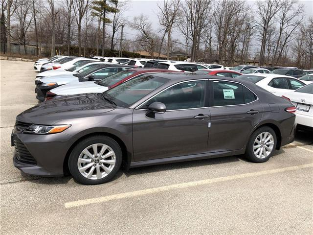 2018 Toyota Camry LE (Stk: 183056) in Burlington - Image 2 of 5
