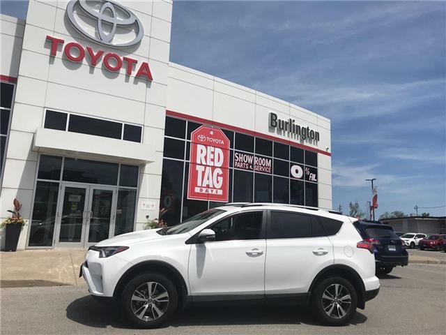 2018 Toyota RAV4 XLE (Stk: 188100) in Burlington - Image 1 of 17
