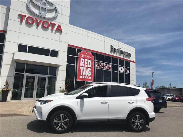 2018 Toyota RAV4 XLE (Stk: 188100) in Burlington - Image 2 of 17