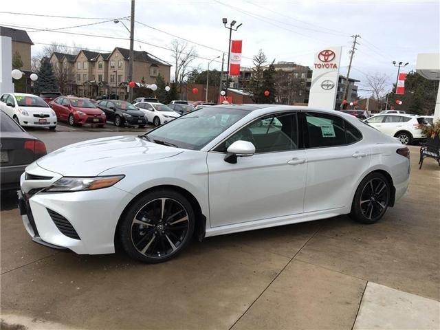 2018 Toyota Camry XSE V6 (Stk: 183060) in Burlington - Image 2 of 5