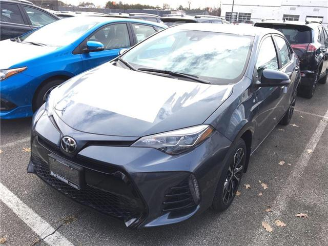 2018 Toyota Corolla SE (Stk: 182062) in Burlington - Image 1 of 5