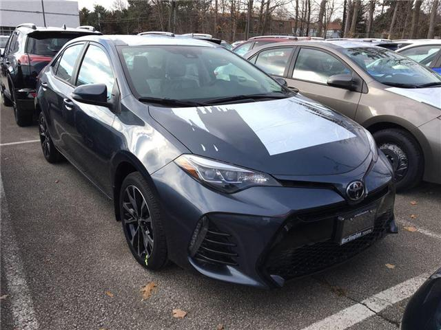 2018 Toyota Corolla SE (Stk: 182062) in Burlington - Image 2 of 5