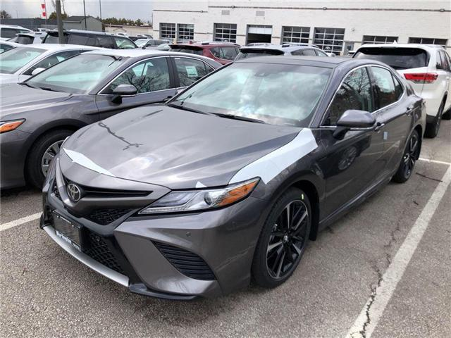 2018 Toyota Camry XSE (Stk: 183066) in Burlington - Image 1 of 5
