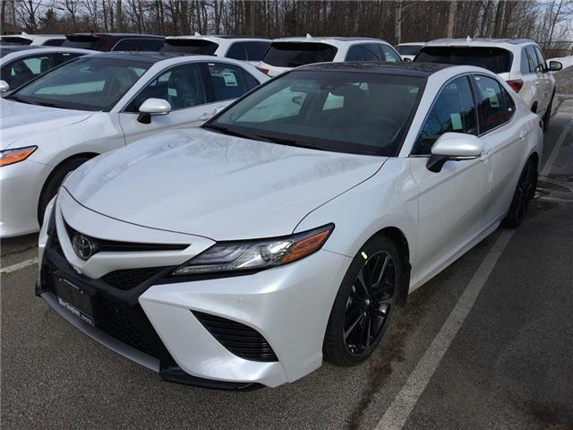 2018 Toyota Camry XSE V6 (Stk: 183076) in Burlington - Image 1 of 5