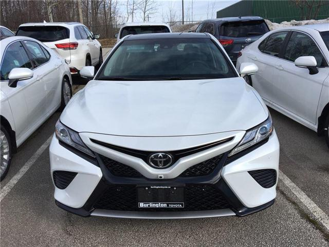 2018 Toyota Camry XSE V6 (Stk: 183076) in Burlington - Image 2 of 5