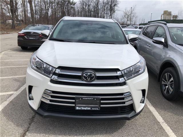 2018 Toyota Highlander XLE (Stk: 188155) in Burlington - Image 2 of 5