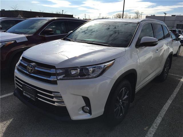 2018 Toyota Highlander XLE (Stk: 188160) in Burlington - Image 1 of 5