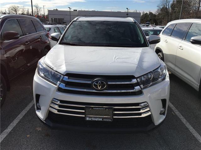 2018 Toyota Highlander XLE (Stk: 188160) in Burlington - Image 2 of 5