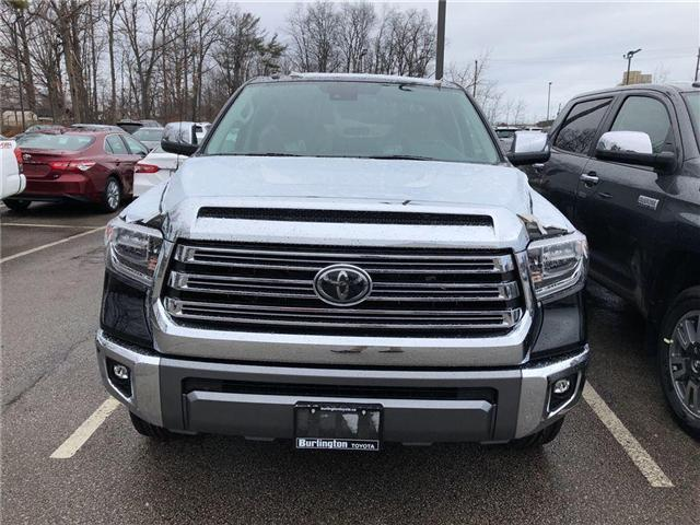 2018 Toyota Tundra Platinum 5.7L V8 (Stk: 184028) in Burlington - Image 2 of 5