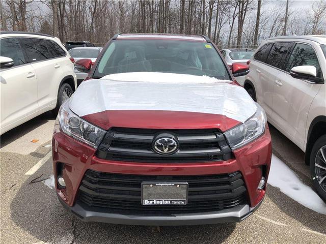 2018 Toyota Highlander XLE (Stk: 188180) in Burlington - Image 2 of 5