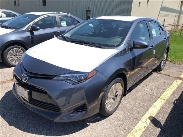 2018 Toyota Corolla LE (Stk: 182117) in Burlington - Image 1 of 5