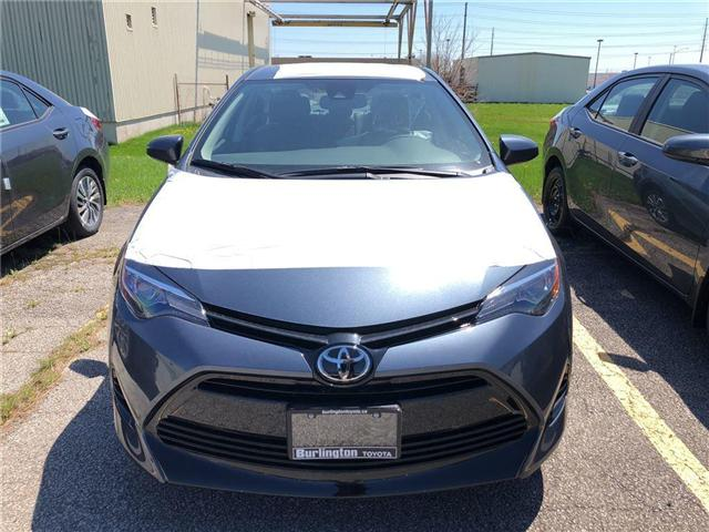 2018 Toyota Corolla LE (Stk: 182117) in Burlington - Image 2 of 5