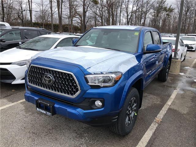 2018 Toyota Tacoma SR5 (Stk: 184034) in Burlington - Image 1 of 5