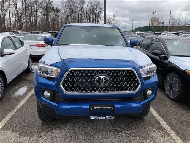 2018 Toyota Tacoma SR5 (Stk: 184034) in Burlington - Image 2 of 5