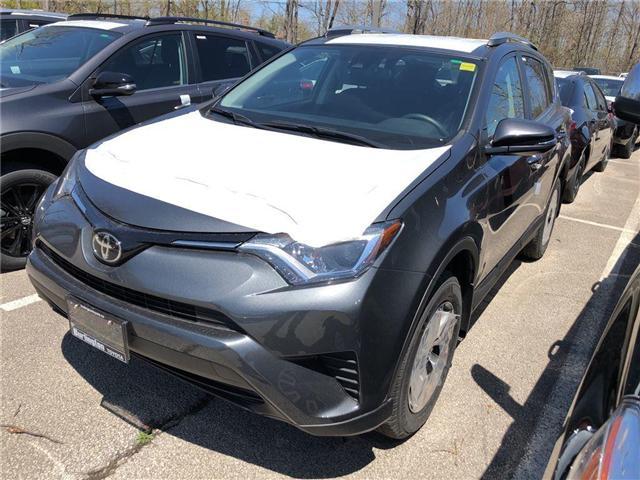 2018 Toyota RAV4 LE (Stk: 188227) in Burlington - Image 1 of 5