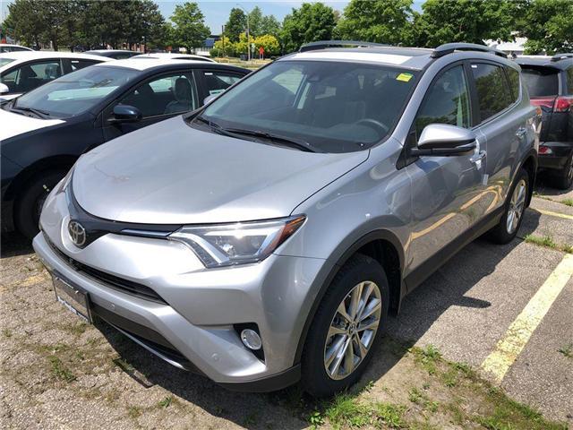2018 Toyota RAV4 Limited (Stk: 188228) in Burlington - Image 1 of 5