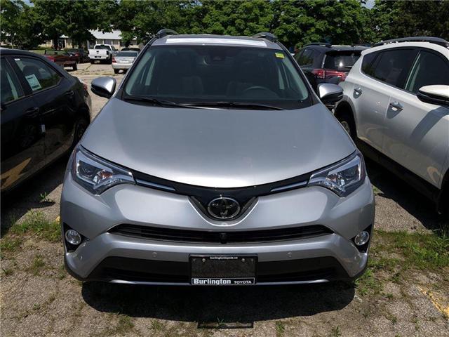 2018 Toyota RAV4 Limited (Stk: 188228) in Burlington - Image 2 of 5