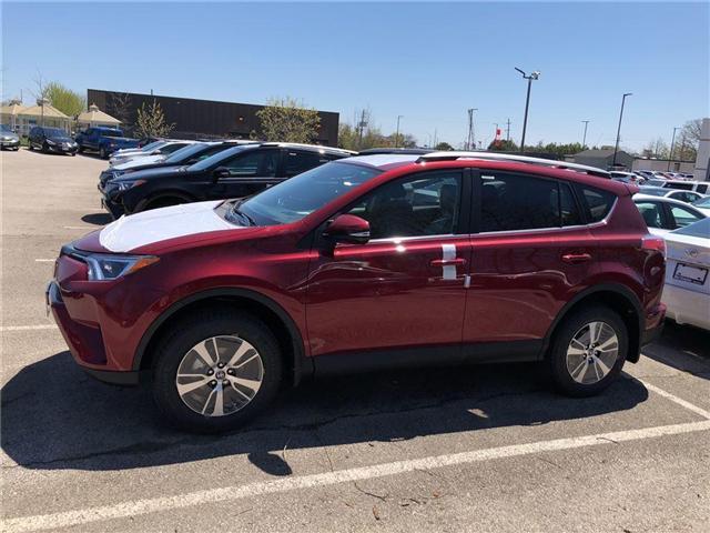 2018 Toyota RAV4 LE (Stk: 188244) in Burlington - Image 2 of 5
