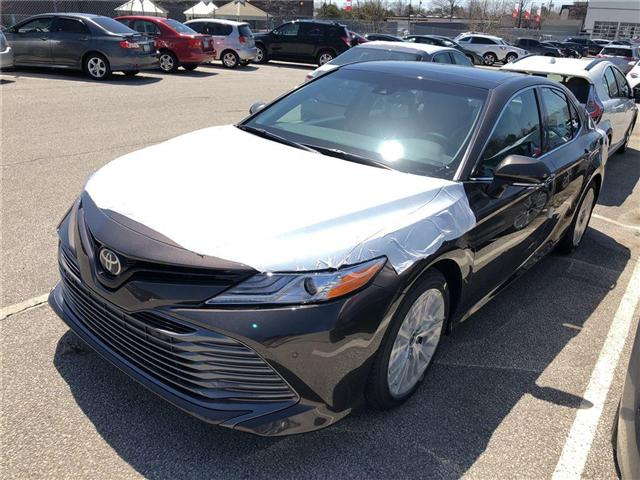 2018 Toyota Camry XLE (Stk: 183125) in Burlington - Image 1 of 5