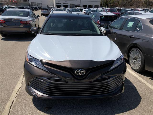 2018 Toyota Camry XLE (Stk: 183125) in Burlington - Image 2 of 5