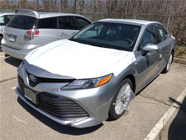 2018 Toyota Camry Hybrid XLE (Stk: 183127) in Burlington - Image 1 of 5