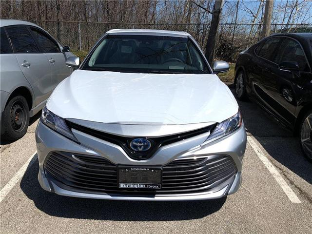2018 Toyota Camry Hybrid XLE (Stk: 183127) in Burlington - Image 2 of 5