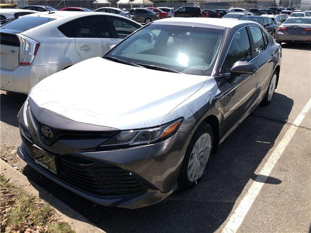 2018 Toyota Camry Hybrid LE (Stk: 183133) in Burlington - Image 1 of 5