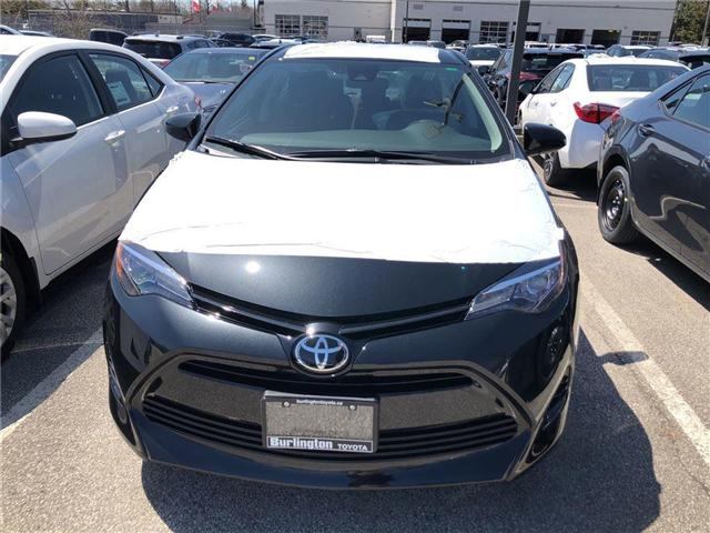 2018 Toyota Corolla LE (Stk: 182192) in Burlington - Image 2 of 5