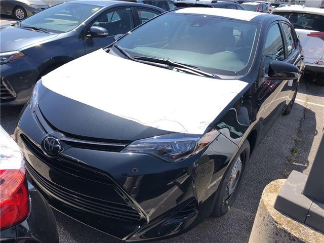 2018 Toyota Corolla LE (Stk: 182188) in Burlington - Image 1 of 5