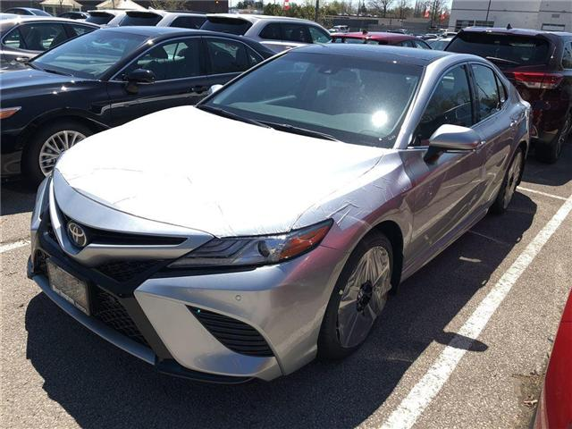 2018 Toyota Camry XSE (Stk: 183135) in Burlington - Image 1 of 5