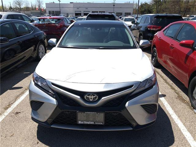 2018 Toyota Camry XSE (Stk: 183135) in Burlington - Image 2 of 5