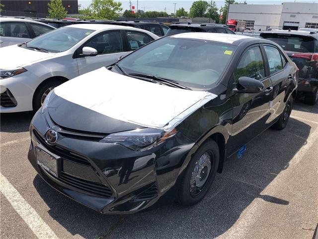 2018 Toyota Corolla LE (Stk: 182201) in Burlington - Image 1 of 5
