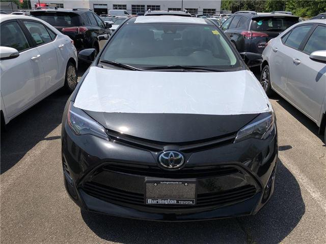 2018 Toyota Corolla LE (Stk: 182201) in Burlington - Image 2 of 5