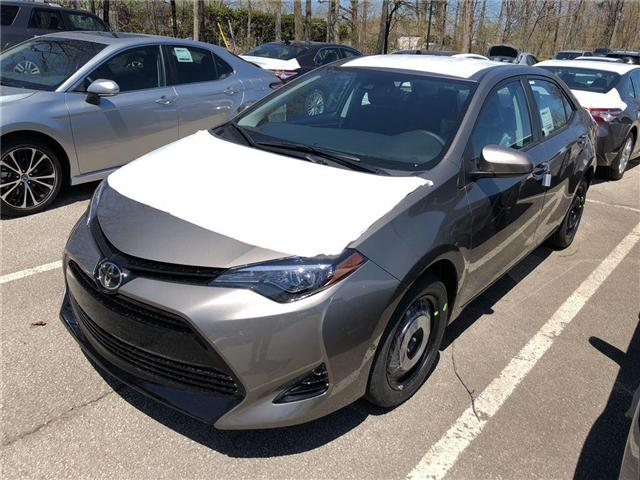 2018 Toyota Corolla LE (Stk: 182209) in Burlington - Image 1 of 5