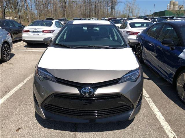 2018 Toyota Corolla LE (Stk: 182209) in Burlington - Image 2 of 5