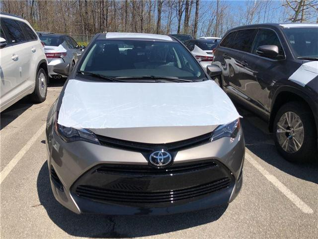 2018 Toyota Corolla LE (Stk: 182208) in Burlington - Image 2 of 5