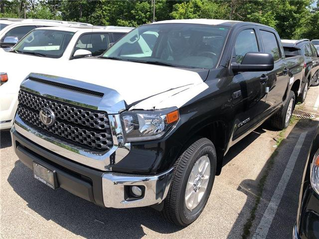 2018 Toyota Tundra SR5 Plus 5.7L V8 (Stk: 184043) in Burlington - Image 1 of 5