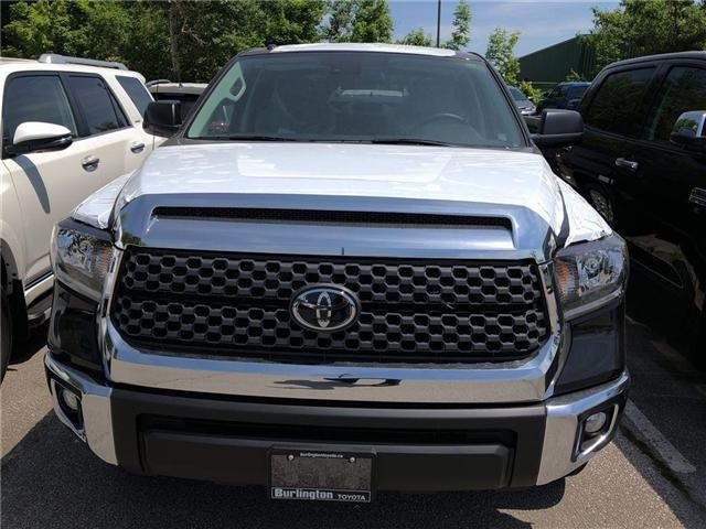 2018 Toyota Tundra SR5 Plus 5.7L V8 (Stk: 184043) in Burlington - Image 2 of 5