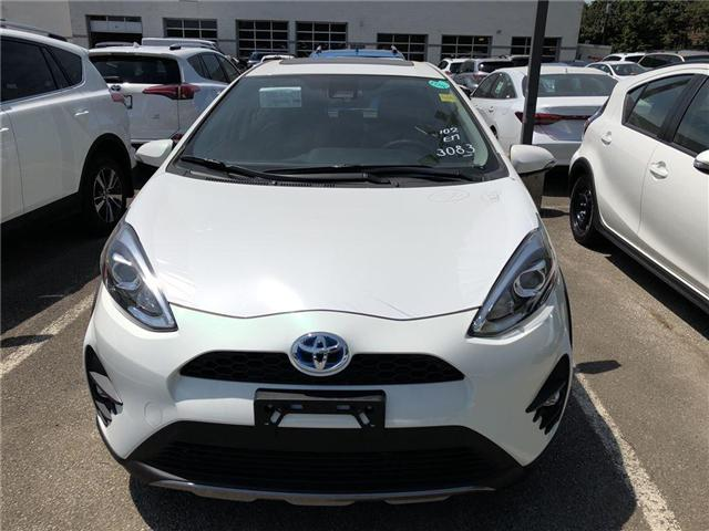 2018 Toyota Prius c Technology (Stk: 187036) in Burlington - Image 2 of 5