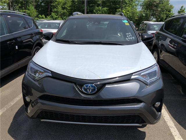 2018 Toyota RAV4 Hybrid SE (Stk: 188303) in Burlington - Image 2 of 5