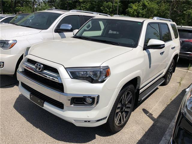 2018 Toyota 4Runner SR5 (Stk: 189008) in Burlington - Image 1 of 5