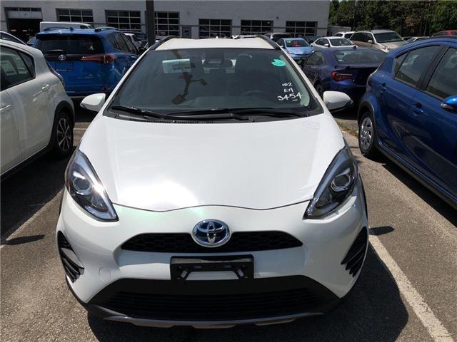 2018 Toyota Prius c Base (Stk: 187042) in Burlington - Image 2 of 5