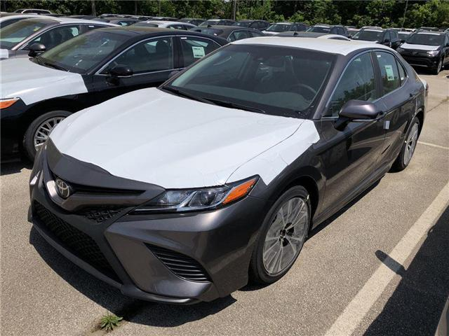 2018 Toyota Camry SE (Stk: 183147) in Burlington - Image 1 of 5