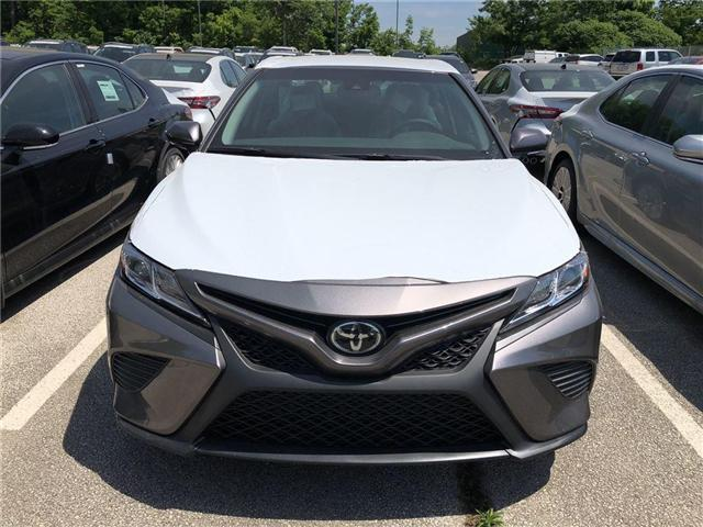 2018 Toyota Camry SE (Stk: 183147) in Burlington - Image 2 of 5