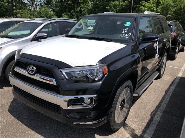 2018 Toyota 4Runner SR5 (Stk: 189023) in Burlington - Image 1 of 5