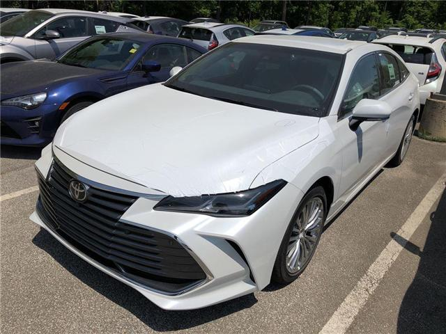 2019 Toyota Avalon Limited (Stk: 195003) in Burlington - Image 1 of 5